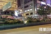 Xe bọc thép Trung Quốc xuất hiện trên đường phố Hồng Kông