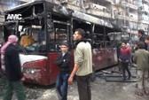 Quá trình tiêu hủy vũ khí hóa học Syria gặp trở ngại