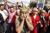Bạo lực ở Tân Cương, thêm 12 người chết