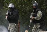 Quân Nga cách biên giới Ukraine 1 km