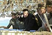 Quân đội Hàn Quốc nổ súng cảnh cáo tàu Triều Tiên