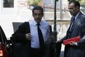 Cựu Tổng thống Pháp Nicolas Sarkozy bị bắt