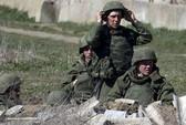 Ukraine tuyên bố rút quân khỏi Crưm
