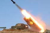 Triều Tiên tiếp tục bắn tên lửa