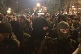 Ukraine: Người biểu tình dọa chiếm quốc hội, nghị sĩ rút xuống hầm