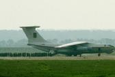 Máy bay Ukraine bị bắn hạ ở miền Đông