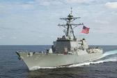 Hải quân Mỹ-Singapore tập trận rầm rộ trên biển Đông