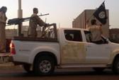Chiến binh Nhà nước Hồi giáo xuất hiện ở Libya