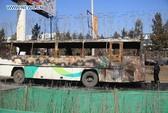 Trung Quốc: Xe buýt bốc cháy, 10 người thiệt mạng