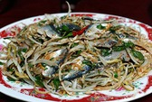 Thơm ngon gỏi cá rựa xứ Quảng