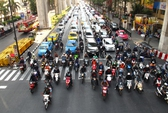 Văn hóa còi xe Thái Lan dưới góc nhìn người Việt