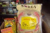 Tràn ngập linh chi Trung Quốc đội lốt nấm Hàn