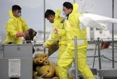Vụ chìm tàu ở Hàn Quốc: Tìm thấy thêm 22 thi thể