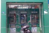 Bắt kẻ trộm nhờ camera tại trụ ATM