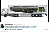 Không rõ hành tung đoàn xe viện trợ của Nga