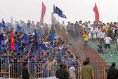 Cầu thủ Than Quảng Ninh bất mãn