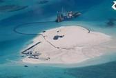 Đảo nhân tạo của Trung Quốc ở biển Đông là