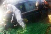Hàn Quốc bắt 3 ngư dân Trung Quốc tấn công cảnh sát biển