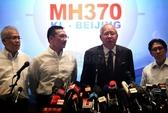 Thủ tướng Malaysia: Máy bay bay thêm 7 giờ, ngừng tìm trên biển Đông