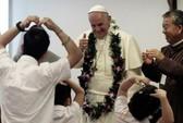 Giáo hoàng yêu cầu một bữa ăn đặc biệt