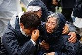 Vụ chìm tàu ở Hàn Quốc: Thắt lòng người đợi chờ