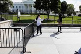 Mỹ dựng thêm hàng rào bảo vệ Nhà Trắng