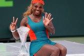 """""""Thiên đường thứ 7"""" của Serena Williams"""