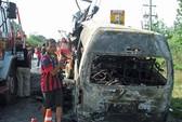 Chưa nhận dạng được 13 người Việt tử nạn ở Thái Lan