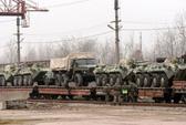 Ukraine chuẩn bị tập trận