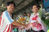 Ra mắt quỹ bóng đá Phạm Huỳnh Tam Lang