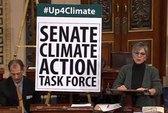 Thượng viện Mỹ họp xuyên đêm vì biến đổi khí hậu