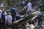 Rơi máy bay, nhiều quan chức Lào tử nạn