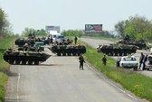Giằng co ở Đông Ukraine