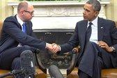 Mỹ, EU đứng về phía Ukraine