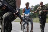 Quân đội Ukraine tấn công Donetsk