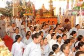 Đại lễ cầu siêu anh hùng liệt sĩ và binh phu Hoàng Sa