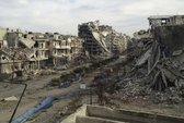 Syria: Bị vây hãm, dân ăn cỏ để sống