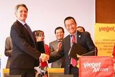 Vietjet Air đón nhận máy bay đặt mua đầu tiên