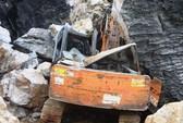 Đá rơi, một thợ mỏ chết thảm