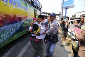 Thái Lan: Nổ súng vào người biểu tình, 5 người thương vong