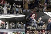 Ukraine tung ảnh tố binh lính Nga tại miền Đông