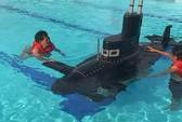 Tàu ngầm Việt Nam xuất ngoại