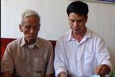 Cán bộ Trại giam Xuân Lộc xin lỗi cha của Huỳnh Văn Nén