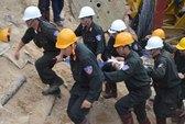 Vụ sập đường hầm thủy điện: Trở về trong nước mắt hạnh phúc
