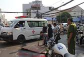 Xe buýt tông chết 1 học sinh