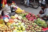 """Rau quả Trung Quốc: Bí hiểm """"chất lạ"""""""
