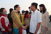 Hỗ trợ vé xe cho CNVC-LĐ về quê đón Tết
