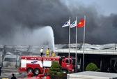 Cháy lớn ở nhà máy cung cấp phụ kiện điện thoại cho Samsung