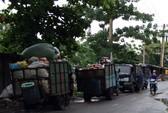 Thế giới ngầm thu gom rác