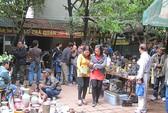 Nhộn nhịp phiên chợ đồ xưa